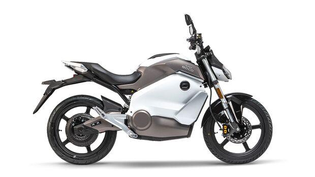 Super Soco TS Modelljahr 2021