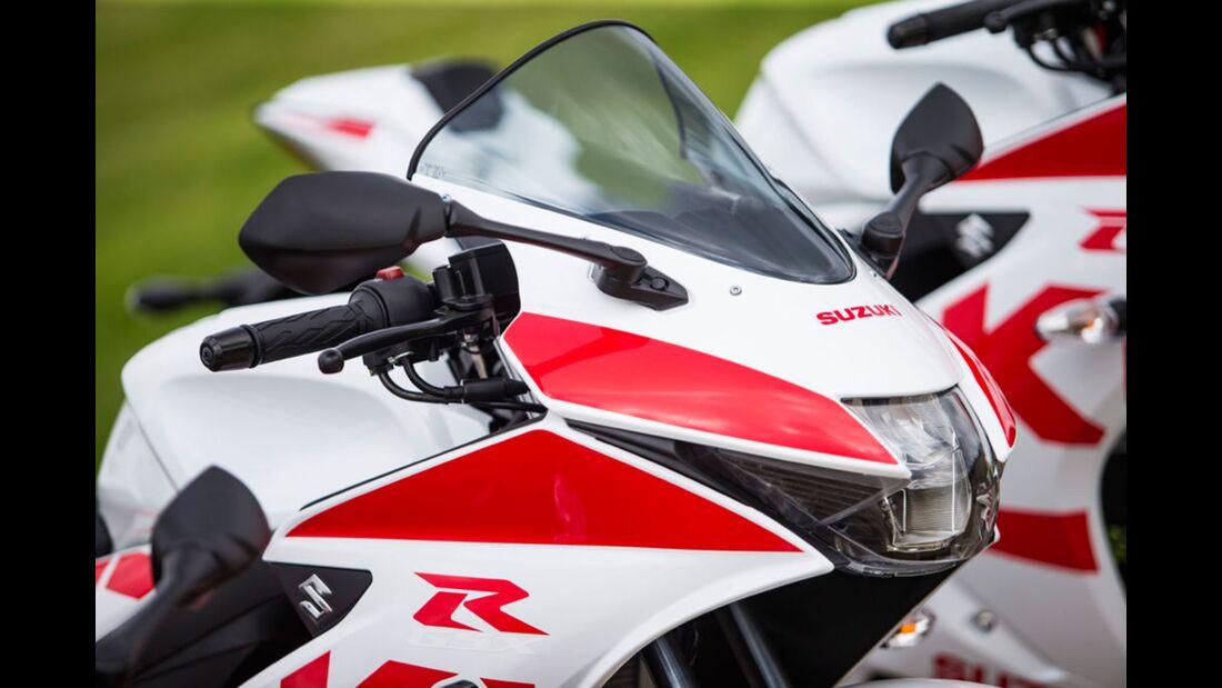 Suzuki All-Star 125er-Rennen 2019
