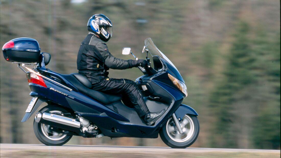 Suzuki Burgmann 400