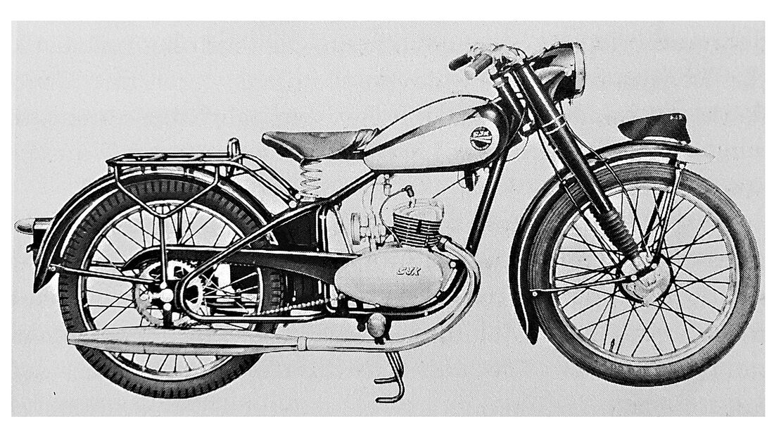 Suzuki Colleda CO 1954