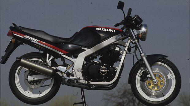 Suzuki GS 500 E Gebrauchtkauf