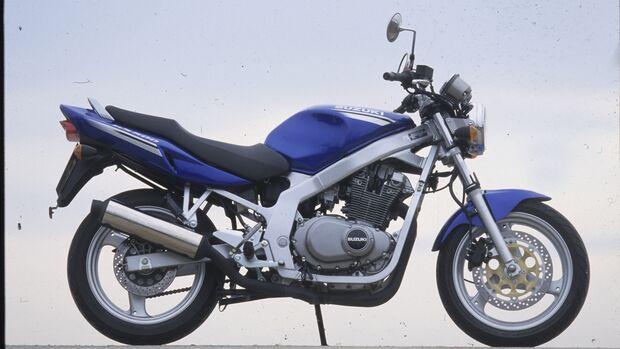 Suzuki GS 500 Gebrauchtkauf