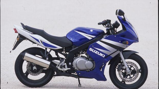 Suzuki GS 500F Gebrauchtkauf