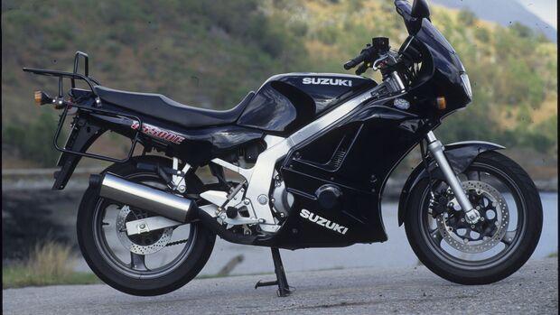 Suzuki GS500 Sport Gebrauchtkauf