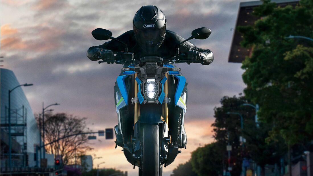Suzuki GSX-1000 S 2021