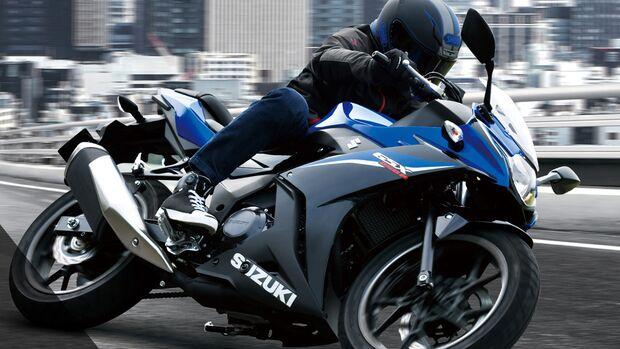 Suzuki GSX 250 R.