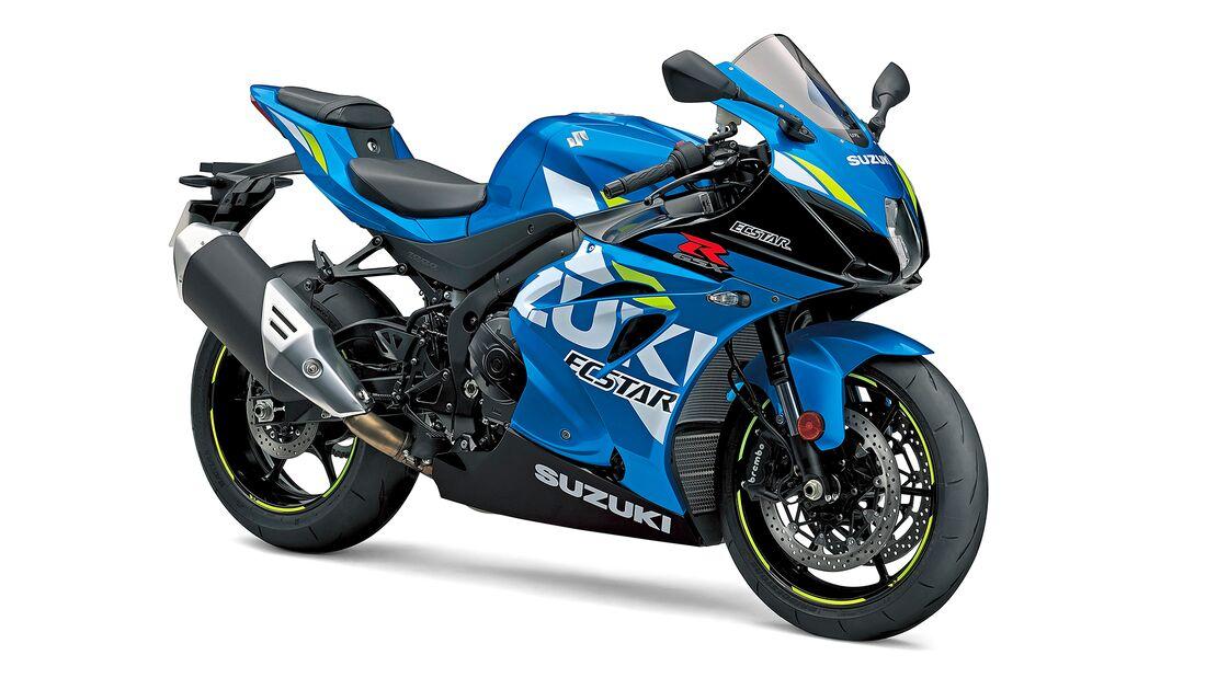 Suzuki GSX-R 1000.