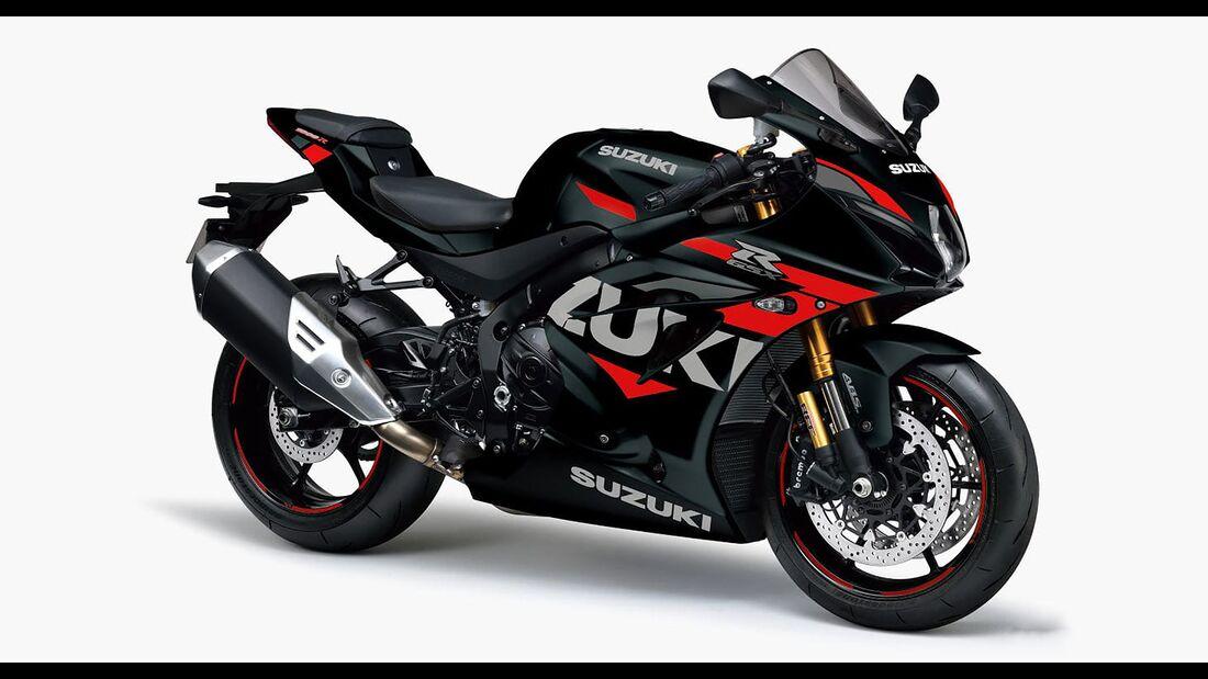 Suzuki GSX-R 1000 Farbe 2021