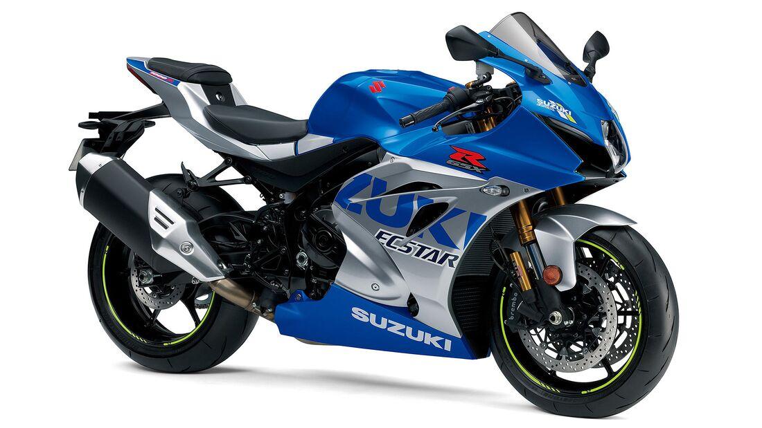 Suzuki GSX-R 1000 Japan 2021