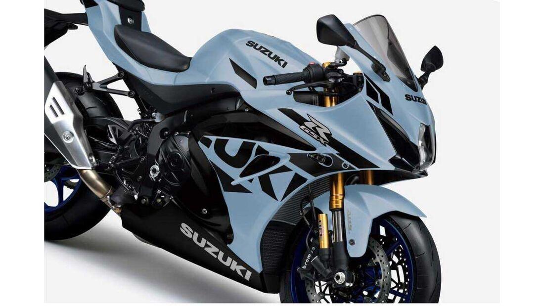 Suzuki GSX-R 1000 R 2022
