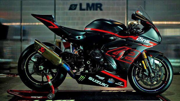Suzuki GSX-R 1000 RR Alex Rins Trainingsmotorrad