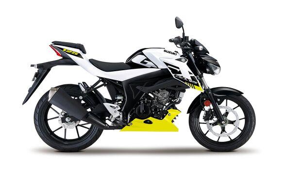 Suzuki GSX-R 125 Modelljahr 2021