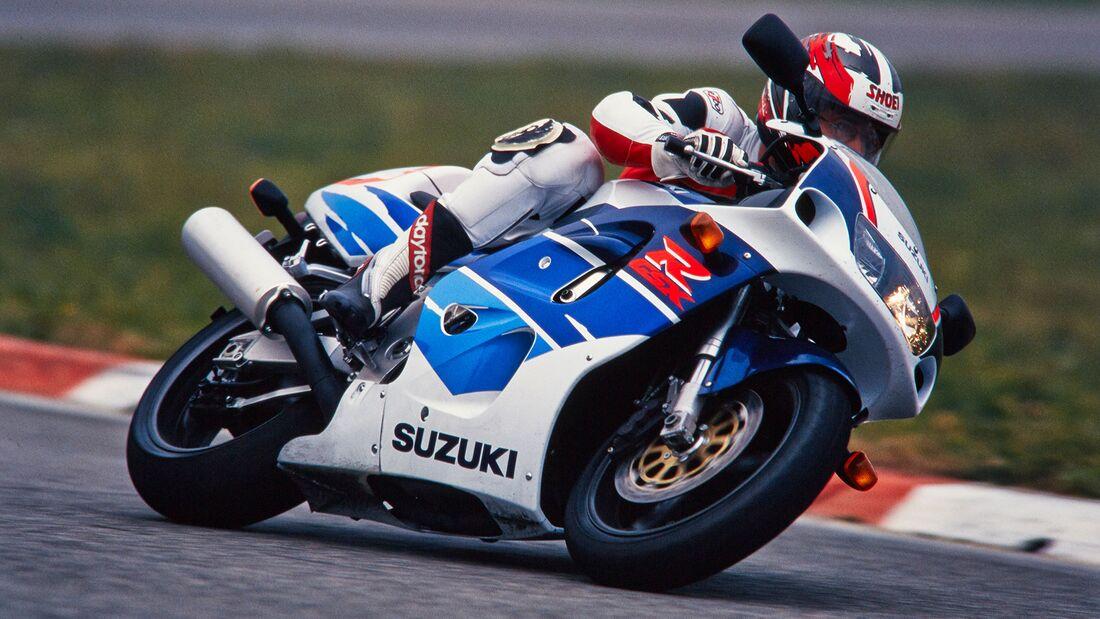 Suzuki GSX-R SRAD
