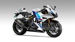 Suzuki GSX-RR 2022 by Kar Lee