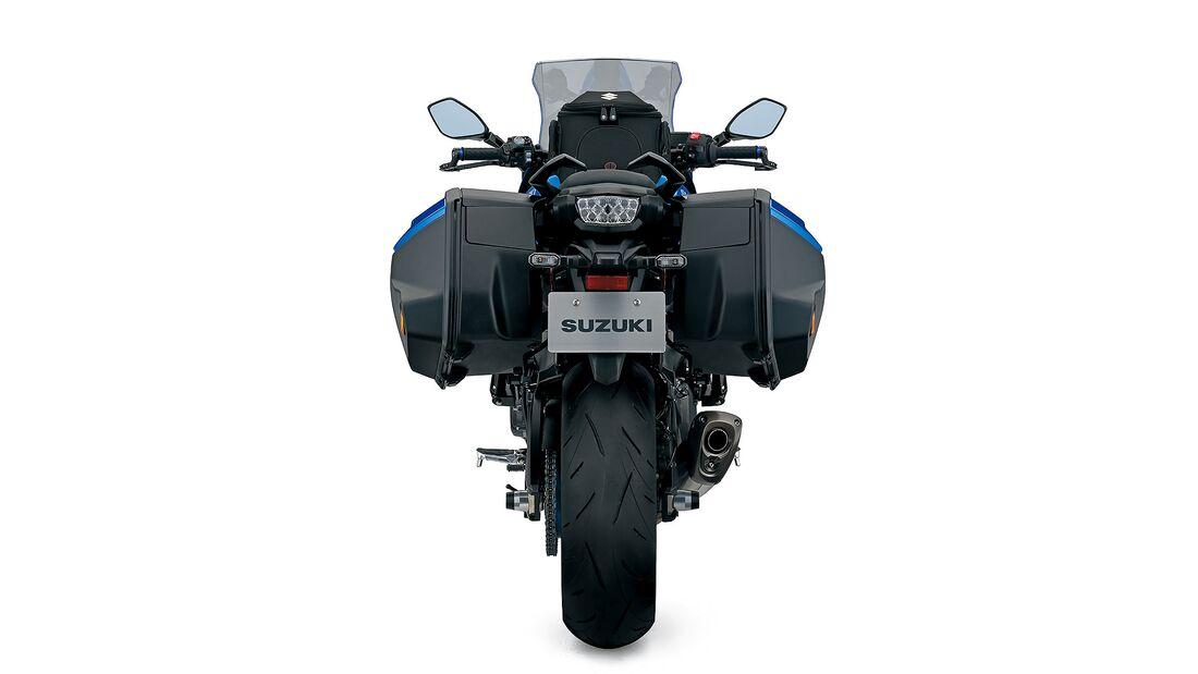 Suzuki GSX-S 1000 GT