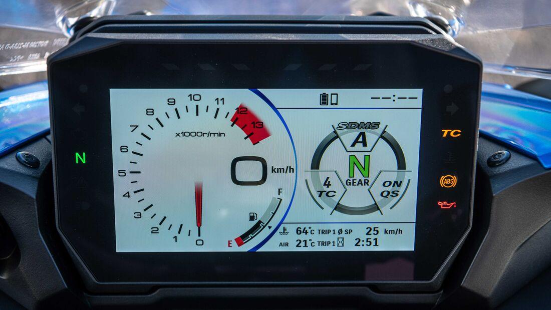 Suzuki GSX-S 1000 GT gefahren