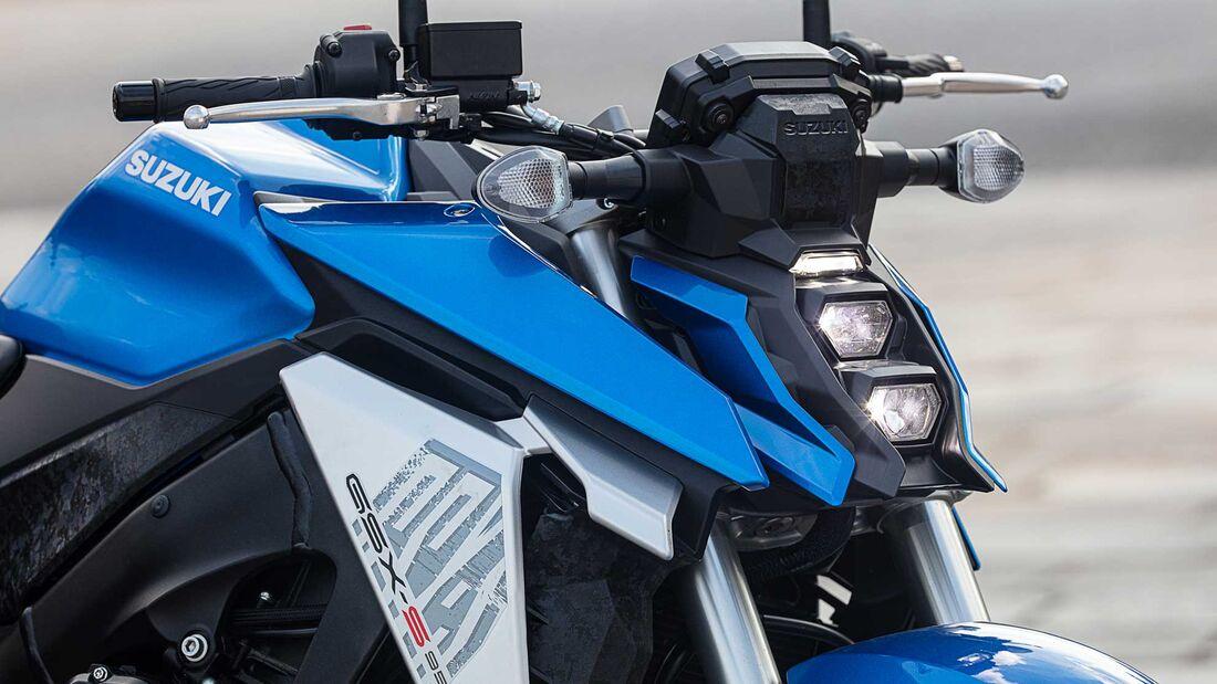 Suzuki GSX-S 950 2021