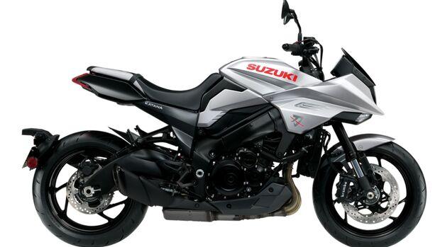 Suzuki Katana (2019).