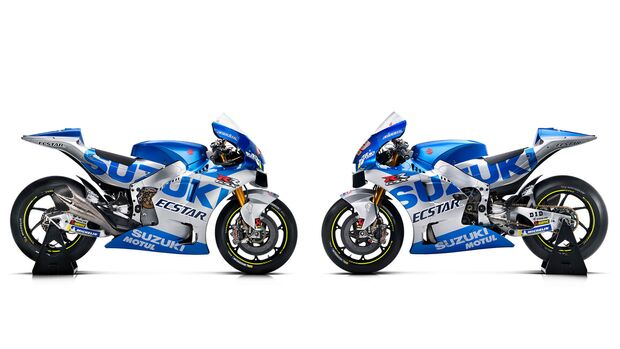 Suzuki-MotoGP-Präsentation 2020.