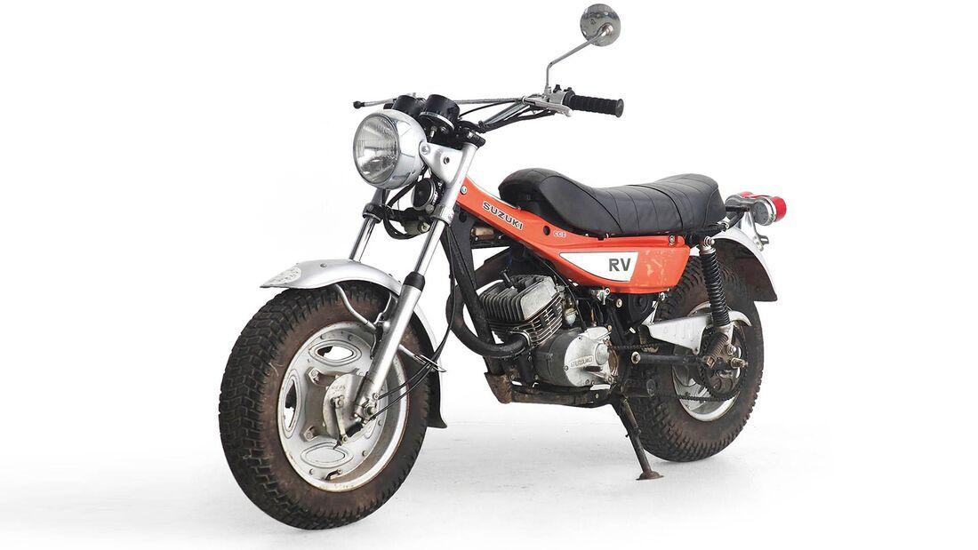 Suzuki Rv 125 (1976).