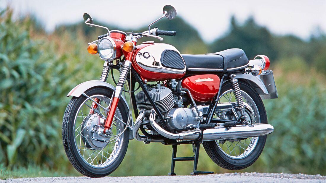 Suzuki T20 Super Six 1956
