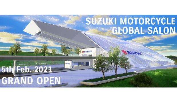 Suzuki Teaser virtuelle Messe 2021