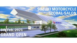 Suzuki Teaser virtuelle Messe 2021