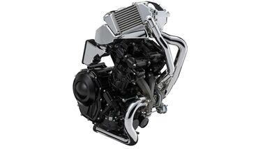 Suzuki Turbo Twin Patent Watercooled