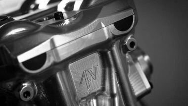 Suzuki V&H Drag Motor