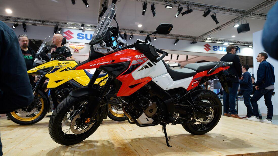 Suzuki V-Strom 1050 Eicma 2019