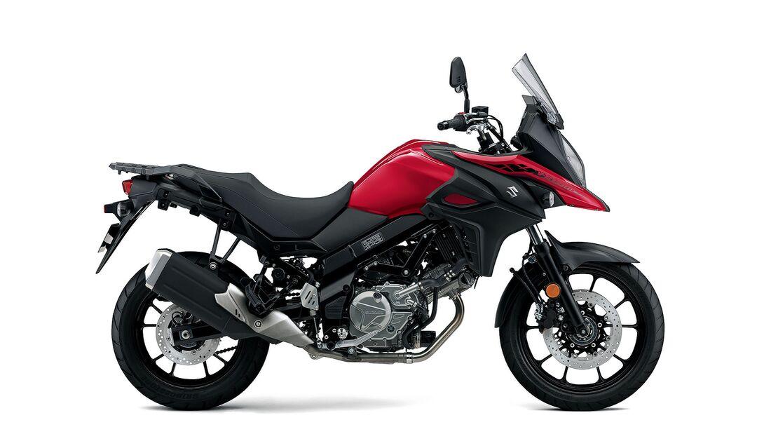 Suzuki V-Strom 650 Modelljahr 2021