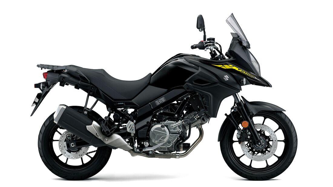 Suzuki V-Strom 650 Modelljahr 2022