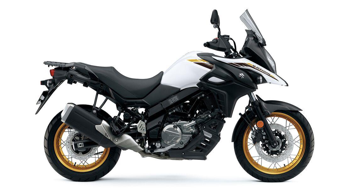 Suzuki V-Strom 650 XT Modelljahr 2022