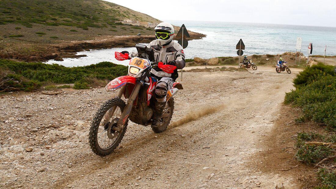 Swank Rally Sardinien