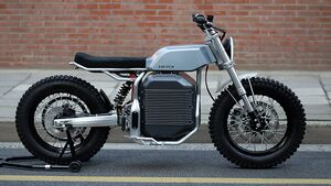 Switch Motorcycles eScrambler