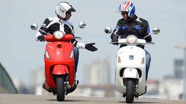 TÜV-Pflicht für Mofas und Roller