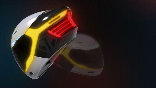 Tali Smarter Helm
