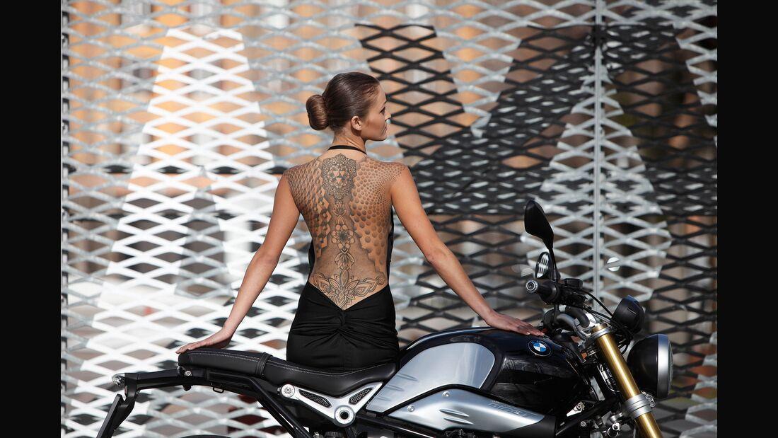 Tattoo  Motorrad