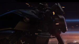 Teaser Honda CB 1000 R