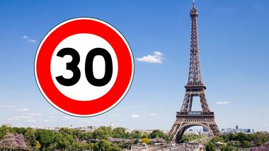Tempo 30 Paris
