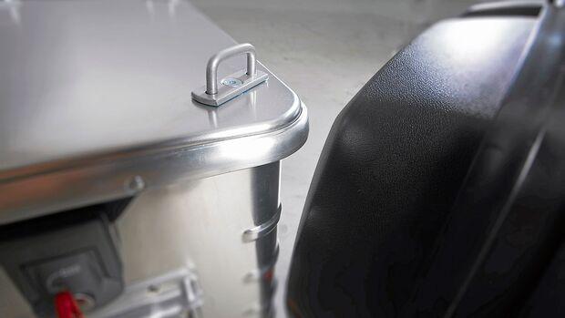 Test Koffersysteme BMW R 1250 GS