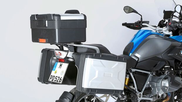 Test Koffersysteme BMW R 1250 GS BMW