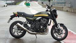 Thyssenkrupp Karbonfelgen Kawasaki Z900RS