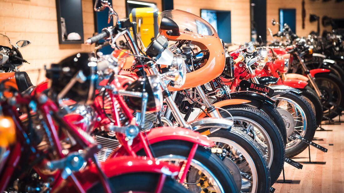 Top Mountain Motorcycle Museum Timmelsjoch Motorrad-Museum