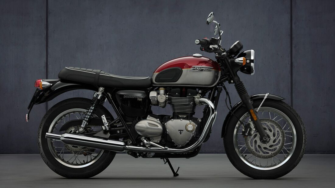 Triumph Bonneville T120/T120Black
