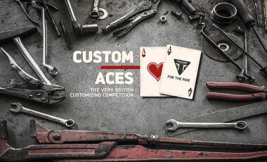 Triumph Custom Aces 2019
