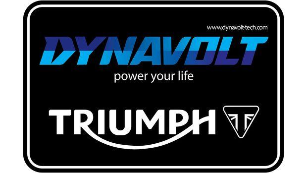 Triumph Dynavolt Sponsor BSB