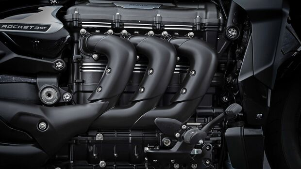 Triumph Rocket 3 GT Triple Black