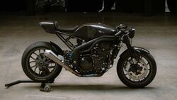 Triumph Speed Triple 1050 Workhorse