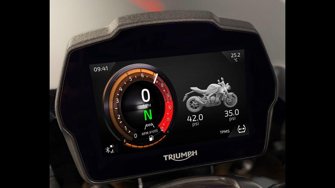 Triumph Speed Triple 1200 RS 2021